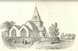 Holy Trinity, Hurstpierpoint