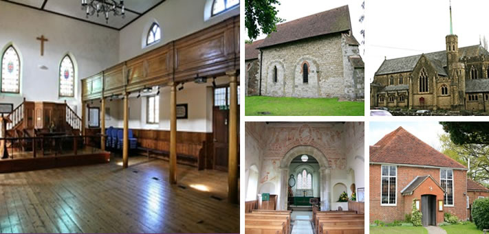 Friends of Sussex Historic Churches Trust
