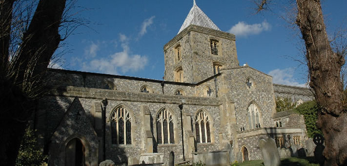 Report & Accounts of Sussex Historic Churches Trust